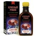 """Масло льняное""""Красный рубин""""  200 мл"""