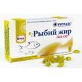 Рыбий жир омега-3 (30 капс.)