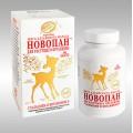 Новопан № 4 для растущего организма с кальцием и витамином D.